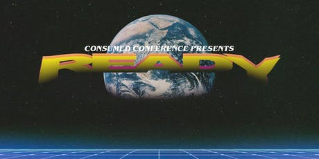 Consumed Conference 2019 tickets