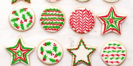 Royal Icing Cookie Class