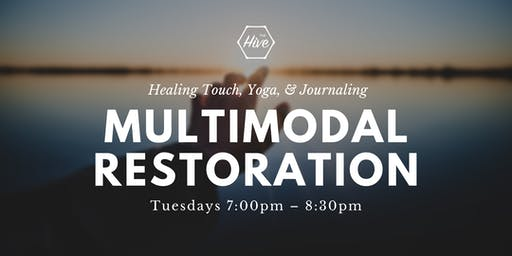 Multimodal Restoration: Healing Touch, Yoga, & Journaling