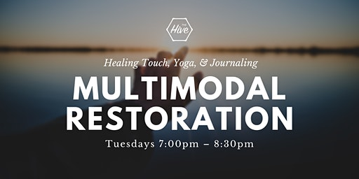 Multimodal Restoration: Healing Touch, Yoga, & Journaling