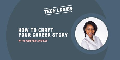 *Webinar* How to Craft Your Career Story tickets