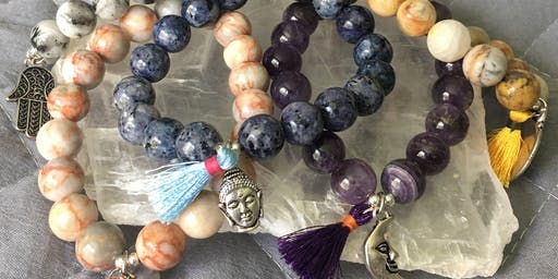 Malas & Mantras with Heather Dalhoff