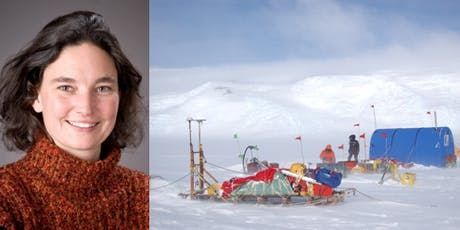 West Antarctic ice sheet: potential collapse and impacts | Lower Hutt tickets