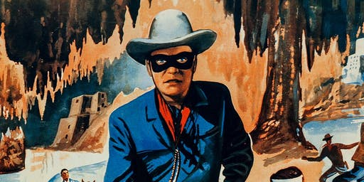 What is a Western? Film Series: The Lone Ranger and the Lost City of Gold (1958)