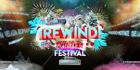 Rewind Winter Festival entradas