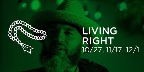 Living Right with Dawood Yasin tickets