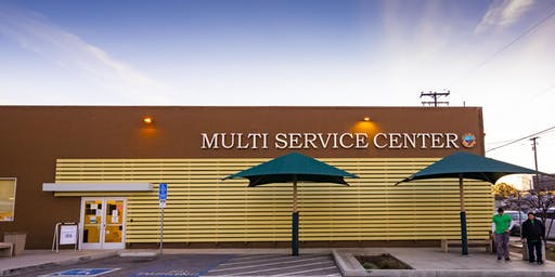 Multi-Service Center 20th Anniversary Celebration
