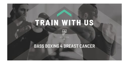 Bass Boxing 4 Breast Cancer at RYU Fashion Island, Newport Beach