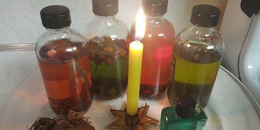 Spell Oils
