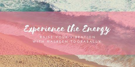 Experience the Energy - Etobicoke tickets