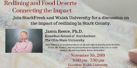 Redlining and Food Deserts - Connecting the Impact tickets