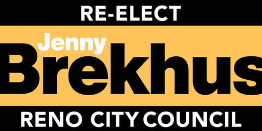 Reception in support of Jenny Brekhus' campaign for re-election