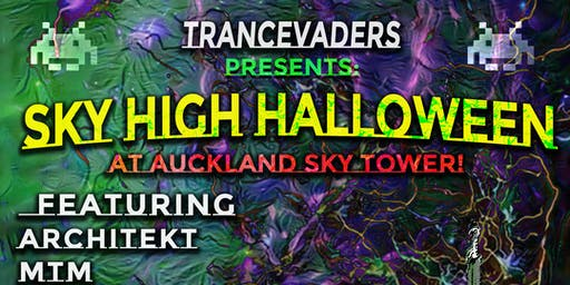 Trancevaders SKY HIGH HALLOWEEN