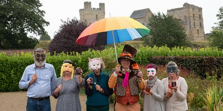World Jam Festival with the Mad Hatter, Alice in Wonderland and Steam Punk Friends tickets