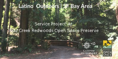 Latino Outdoors SF Bay Area| Service Project with MROSD