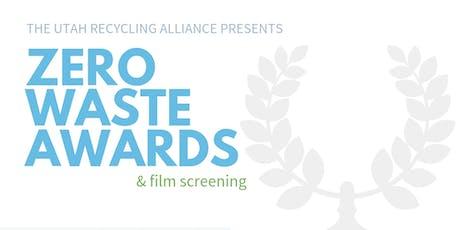 9th Annual Zero Waste Awards & Film Screening tickets