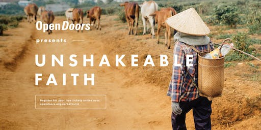 Unshakeable Faith | Bathurst