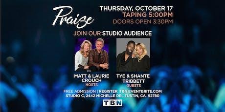 CA - Tye & Shante Tribbett with Matt & Laurie Crouch  tickets
