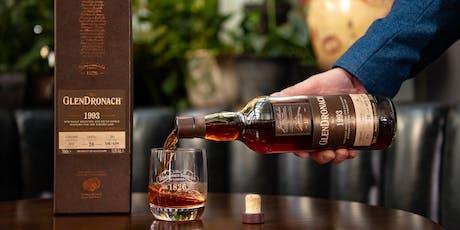 The GlenDronach Whisky Masterclass tickets