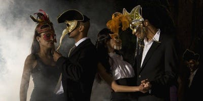 Masquerade Murder Mystery Cocktail Party