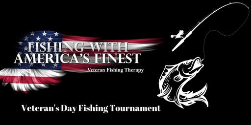 Veteran's Day Fishing Tournament