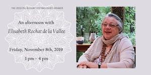 Blount 2019: Elisabeth Rochat de la Vallée on Chinese...