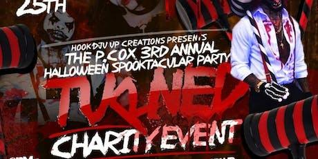 Perrish Cox 3rd Annual Halloween Spooktacular  tickets