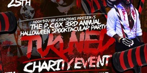 Perrish Cox 3rd Annual Halloween Spooktacular