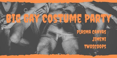 Big Gay Costume Party
