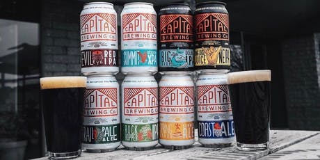 Capital Brewery Tasting tickets