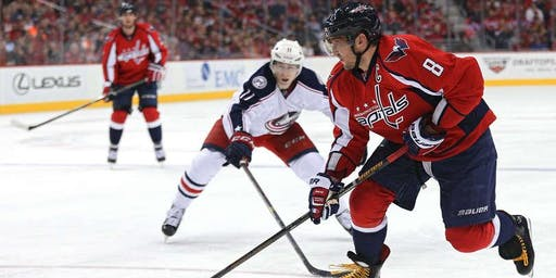Washington Capitals vs. Columbus Blue Jackets OSUDC NHL Outing