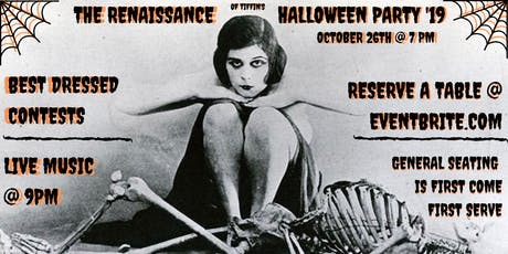 The Renaissance Of Tiffin's Halloween Bash tickets