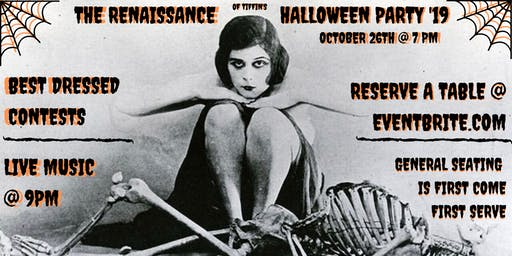 The Renaissance Of Tiffin's Halloween Bash