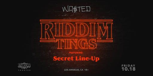 RIDDIM TINGS x LOS ANGELES