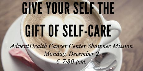 Gift Yourself the Gift of Self-Care tickets