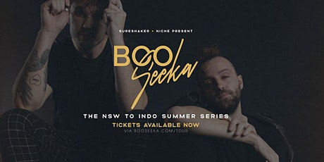 Boo Seeka | byron Bay Brewery tickets