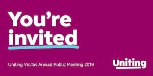 Uniting Vic.Tas Tasmania Annual Public Meeting 2019