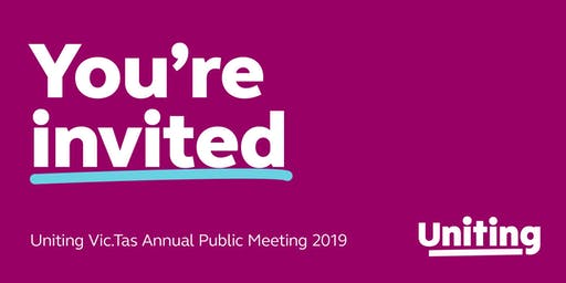 Uniting Vic.Tas Tasmania Annual Public Meeting 2019
