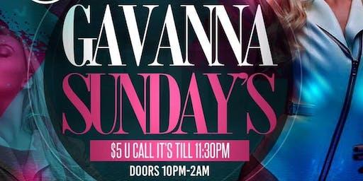 Gavanna Sundays