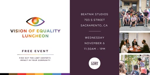 Vision of Equality Luncheon
