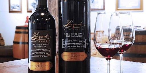 Langmeil Winery Tasting