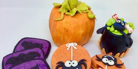 Postres de Halloween con la Chef Liza Ojeda en Anna Ruíz Store entradas