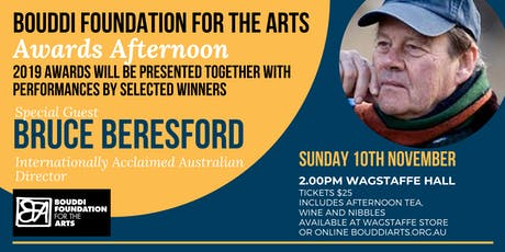 Bouddi Foundation for the Arts - Awards Afternoon tickets