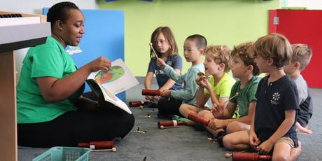 Rhythm Readers w/ Piano (Ages 5 to 7) - Mondays at 4:30 pm tickets
