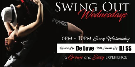 Swing Out and Line Dance Class tickets