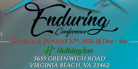 2nd Annual Enduring Conference 2020 tickets