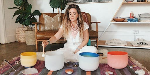Sound Bath with Mariah Miller of Indi BeautyX