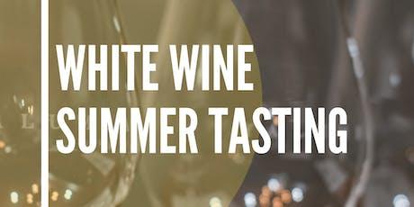 Best white wine for Summer Tasting! tickets