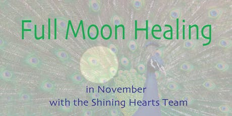 Full Moon Healing in November tickets