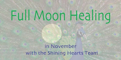 Full Moon Healing in November